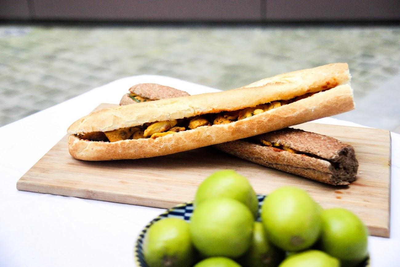 Meilleur sandwich Liège