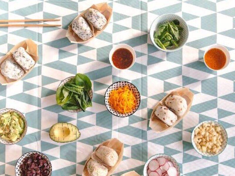 Cuisine japonaise Liège