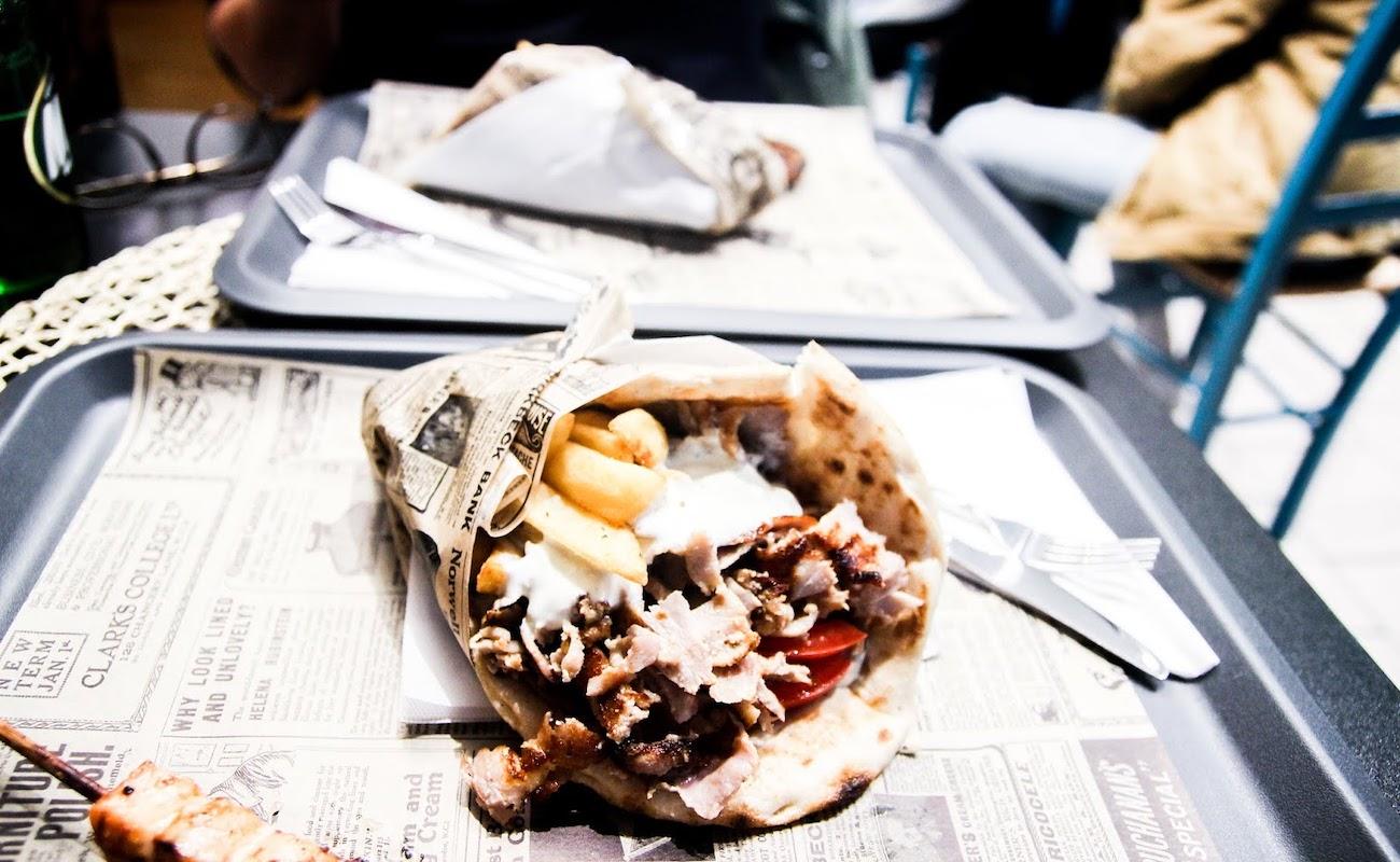 Pitas grecques