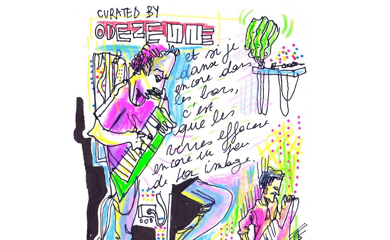 Odezenne en concert à Liège