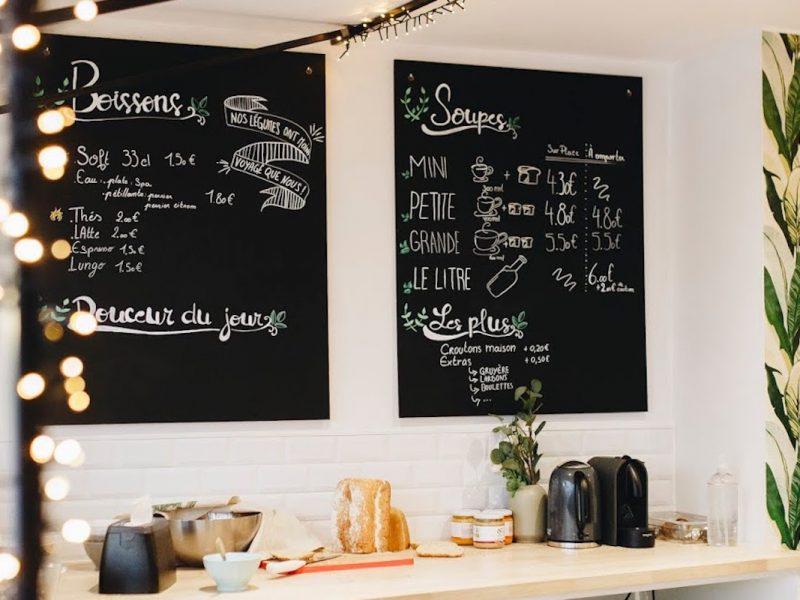 Bar à soupe à Liège