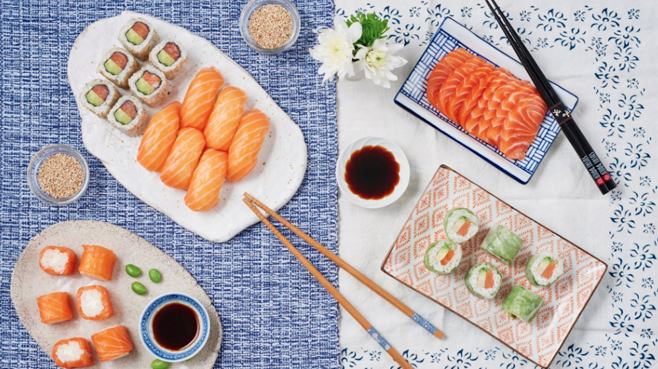 Sushi Daily - Guillemins - DR