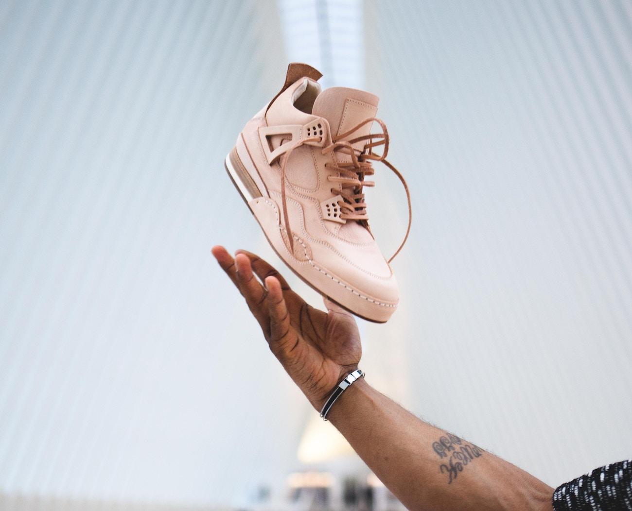sneakers - unsplash - nicholas bui