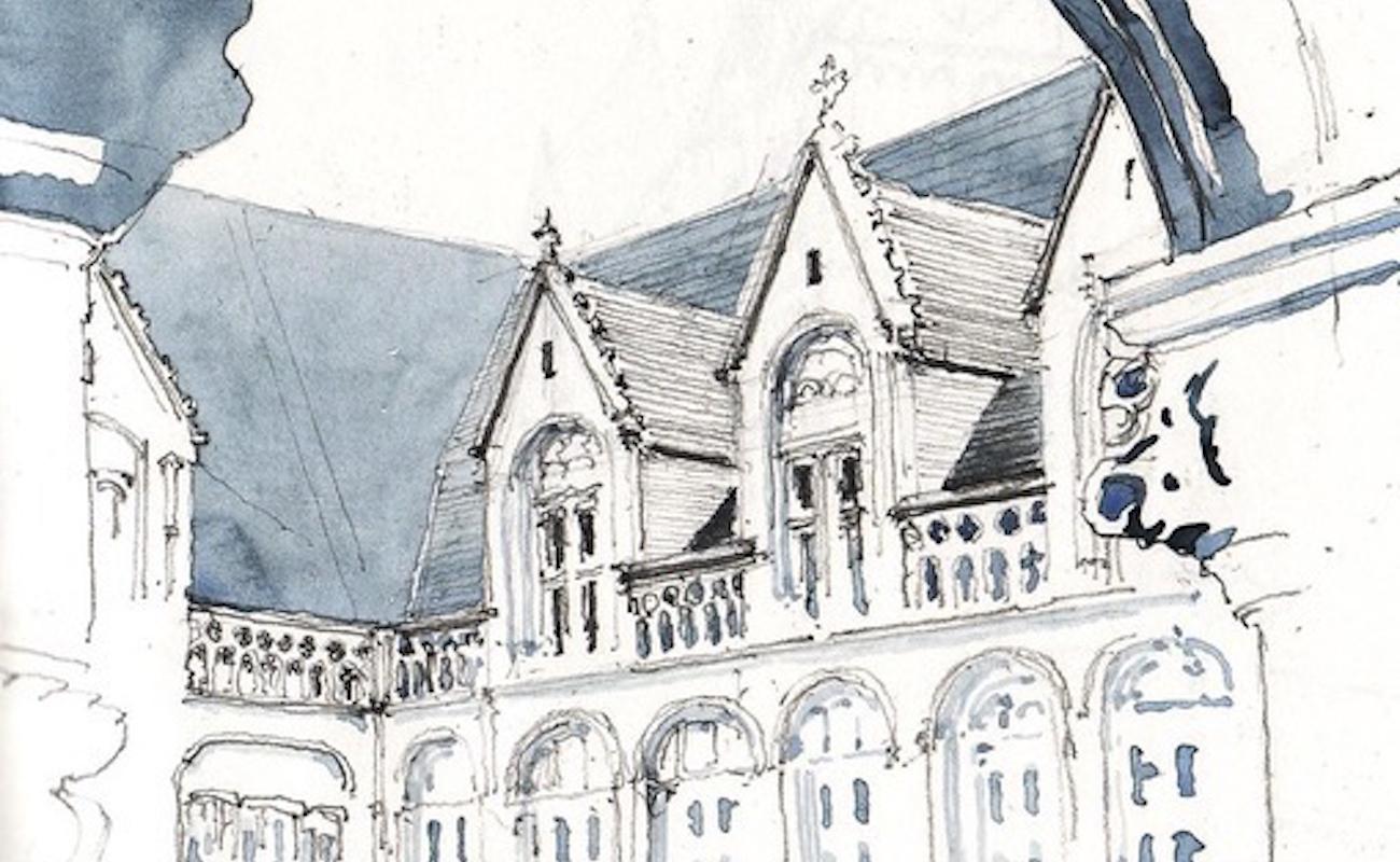 Palais de justice de Liège
