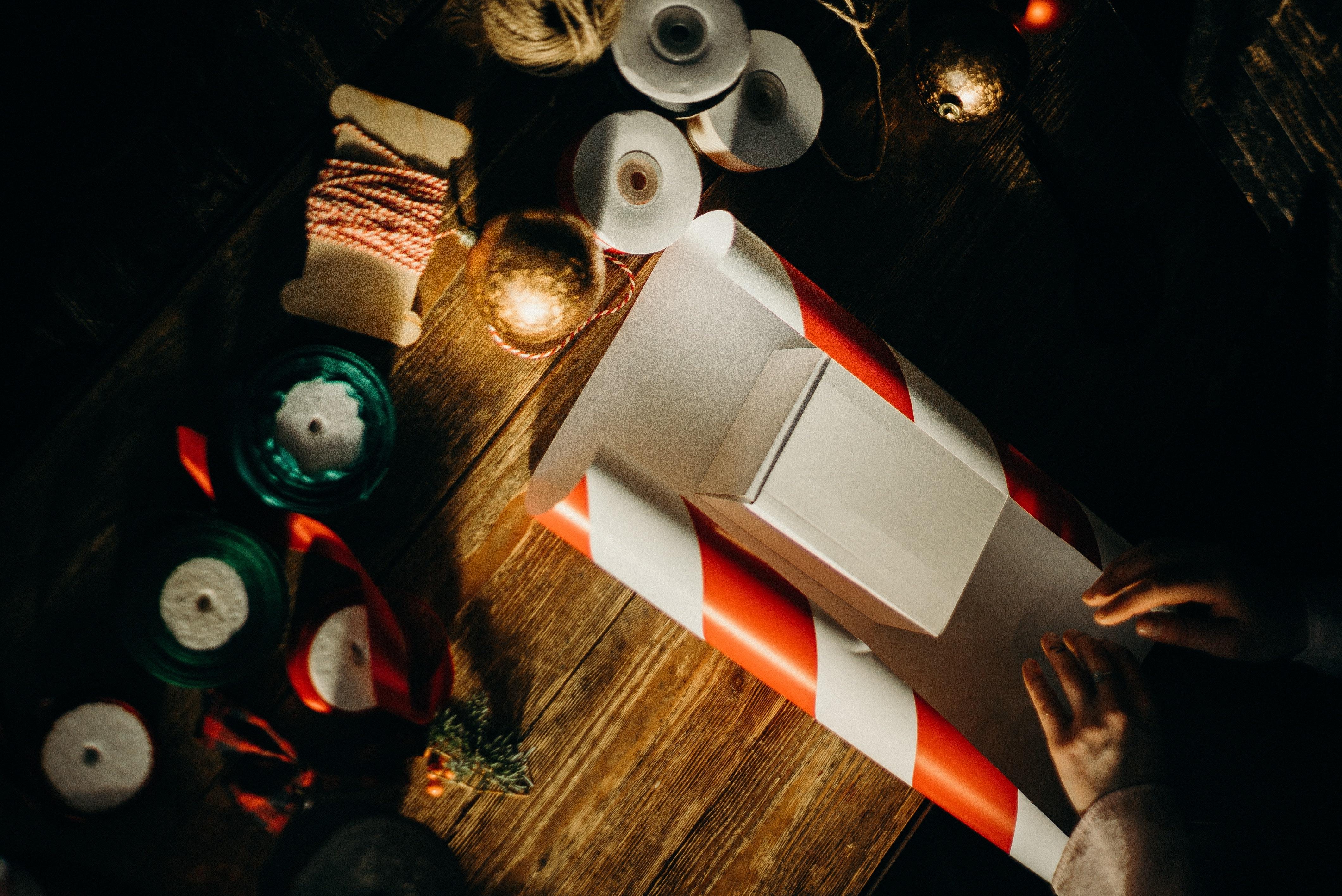 cadeaux - pexels - cottonbro