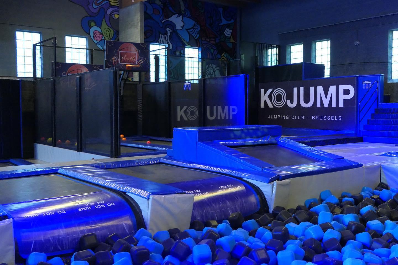 Parc à trampolines KOJUMP