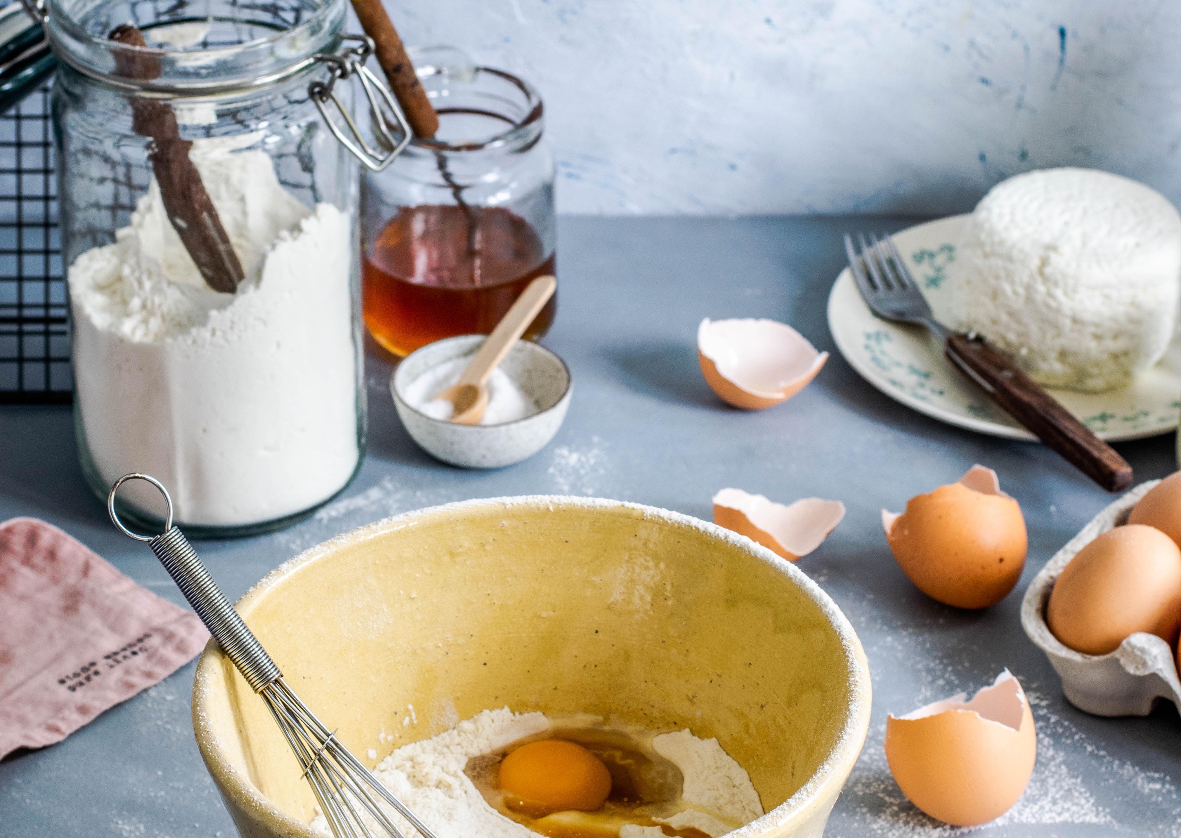 Pâtisserie sans lactose Unsplash