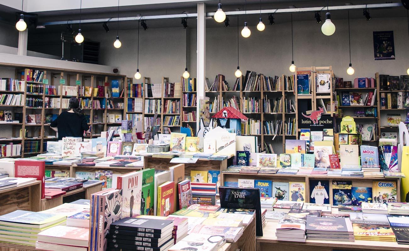 Librairie Liège