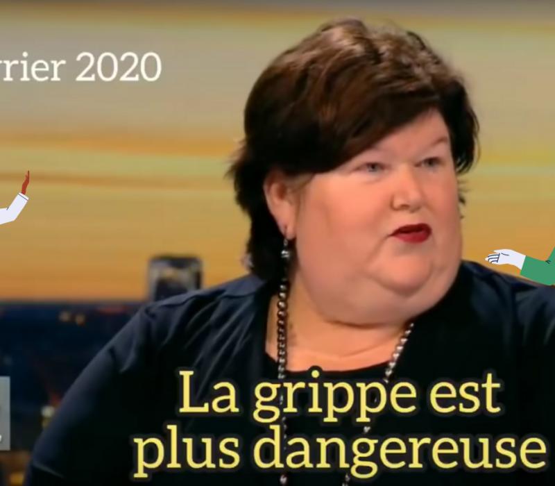 Maggie De Block, victime politique du COVID-19