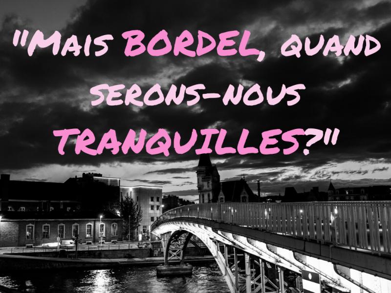 Harcèlement de rue Liège - Boulettes Magazine