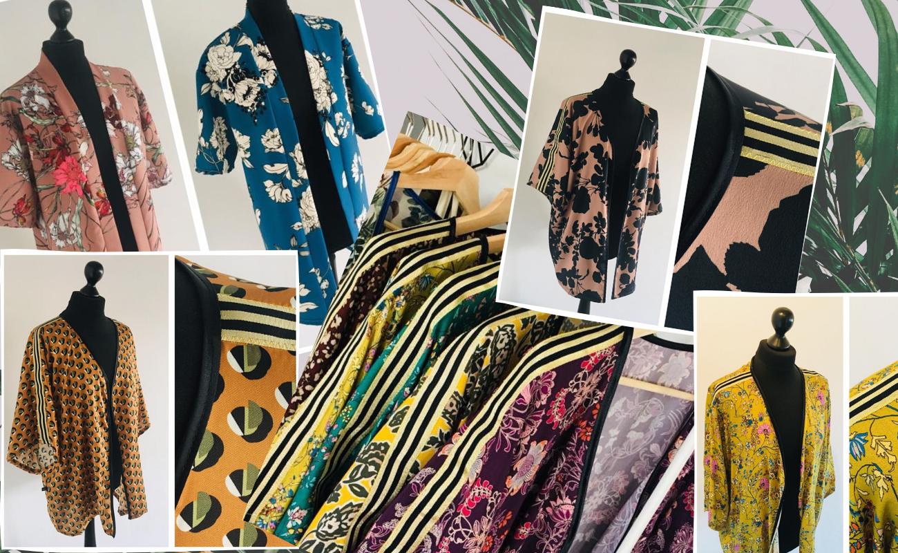 Kimonos Ugly Jee - Montage Boulettes Magazine