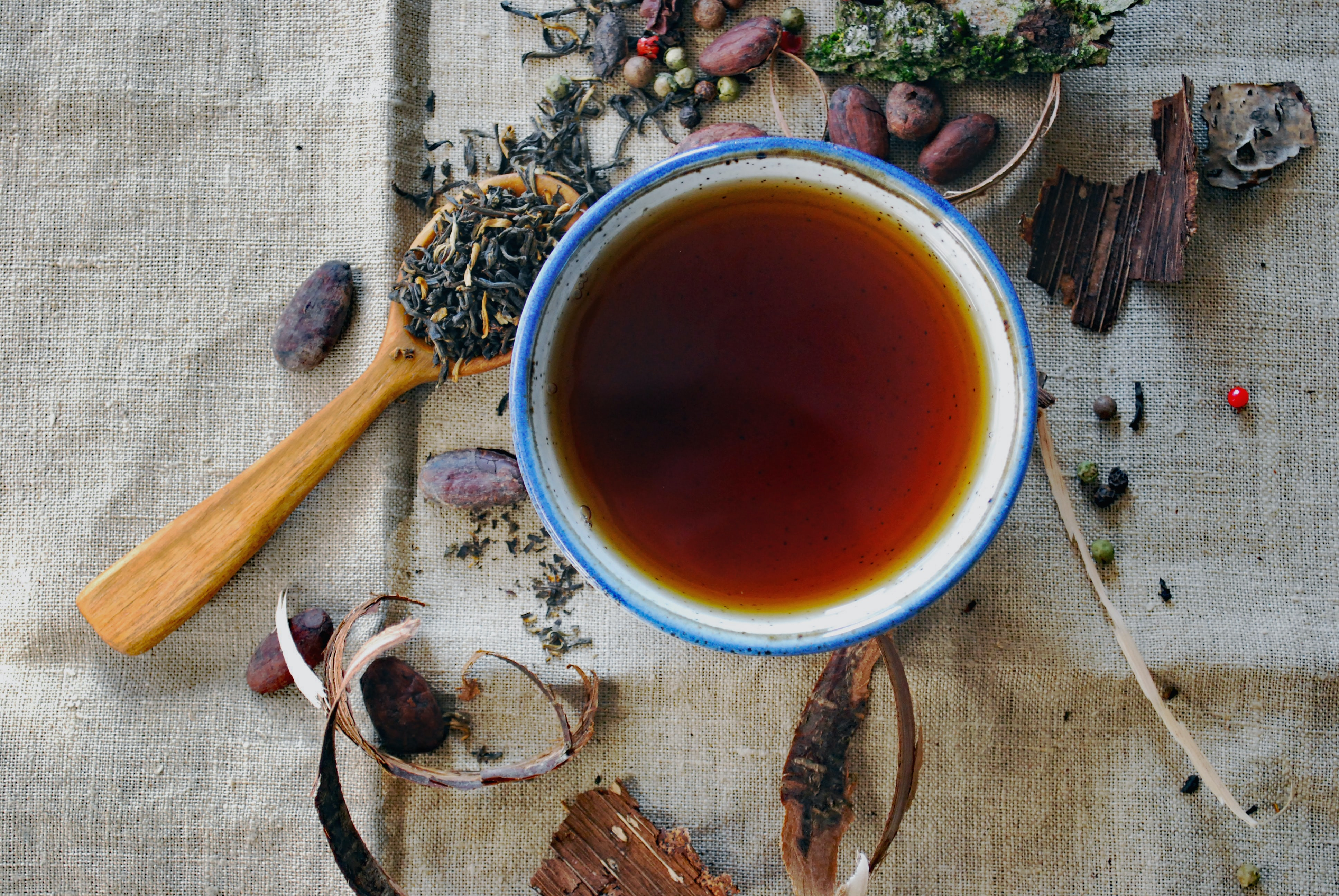 Thé alcoolisé - Unsplash
