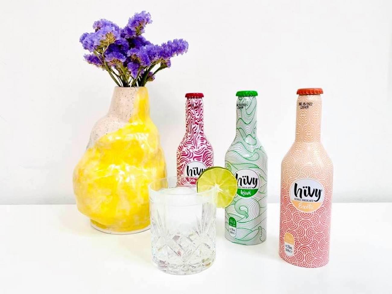 eau alcoolisée Hïvy - Boulettes Magazine