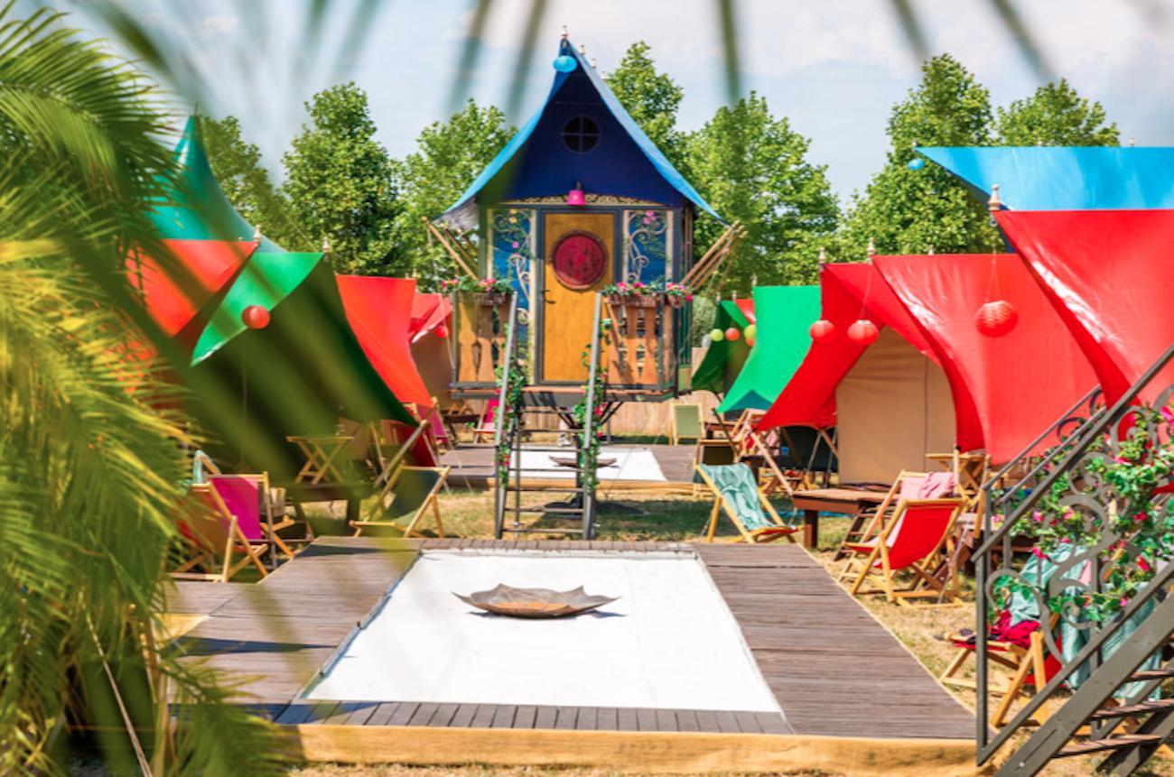Tomorrowland s'invite à Durbuy - Green Fields