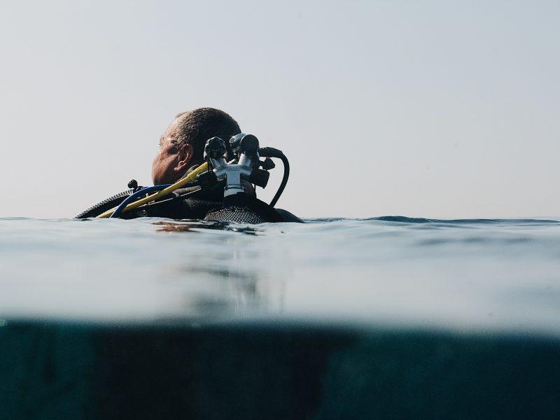 Plongée à la Gombe - Unsplash