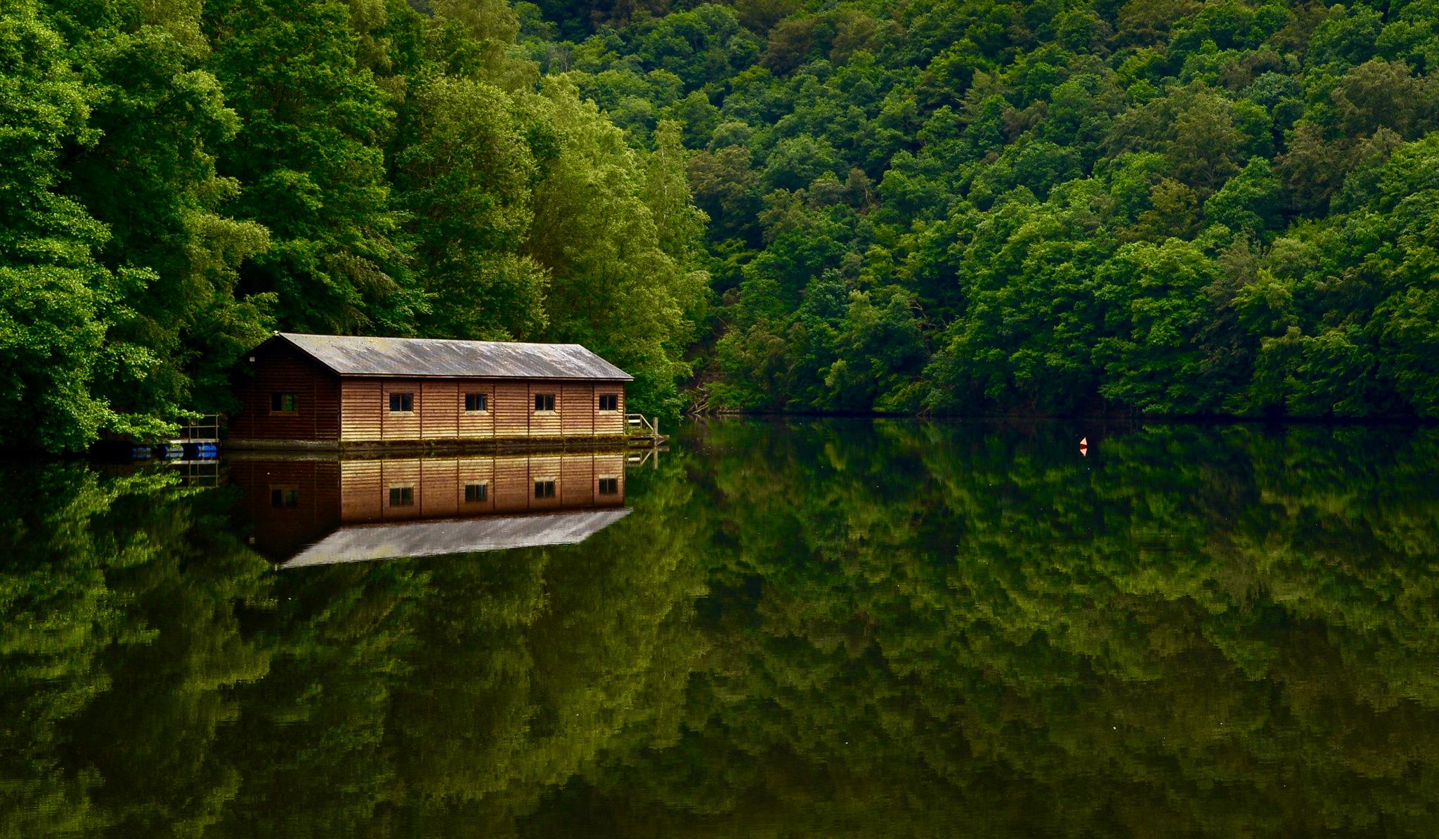 Lac de Nisramont - Canada - Flickr - Hubert Dieu