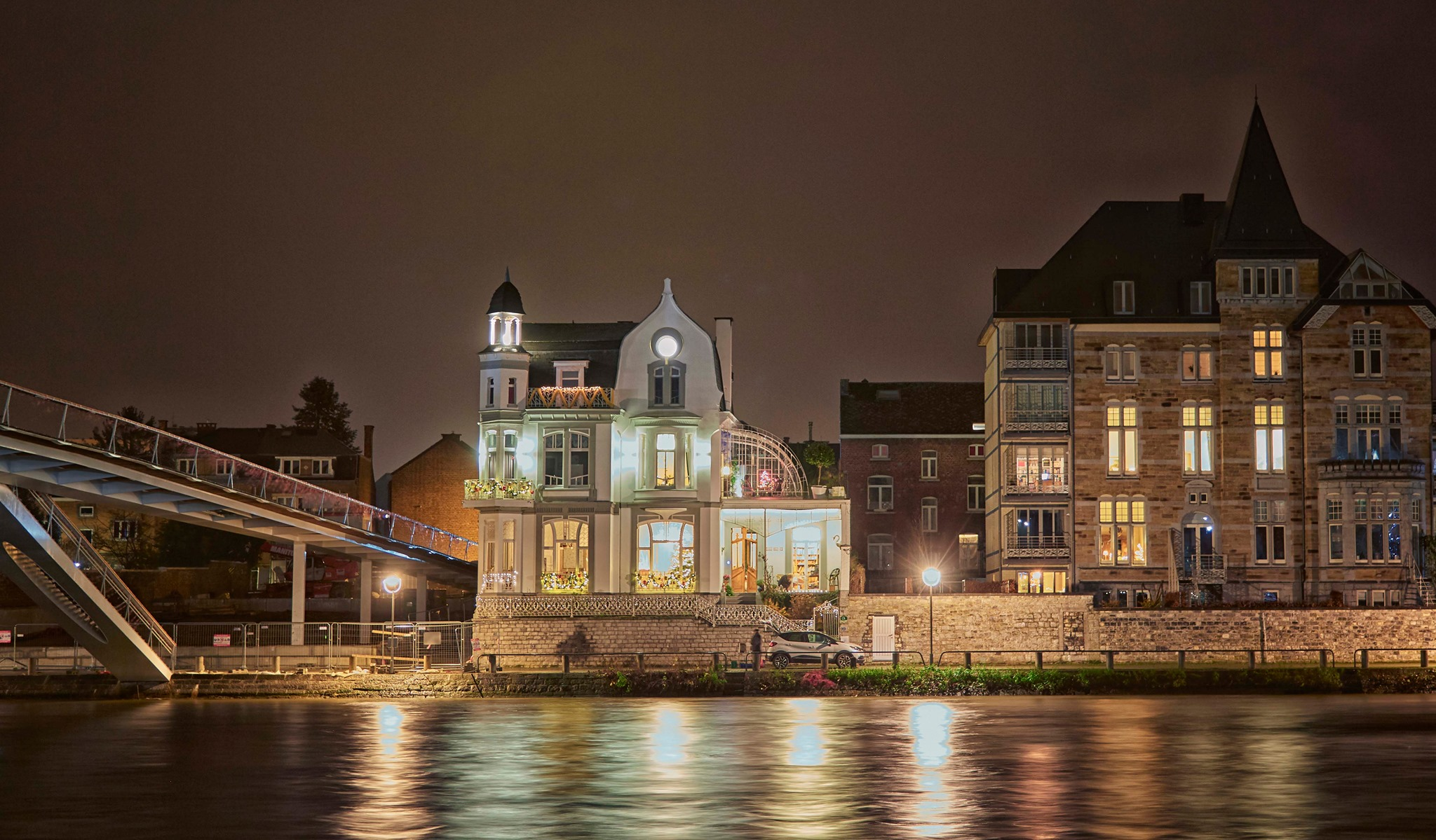 Chambre d'hôtes Villa Balat Namur - DR