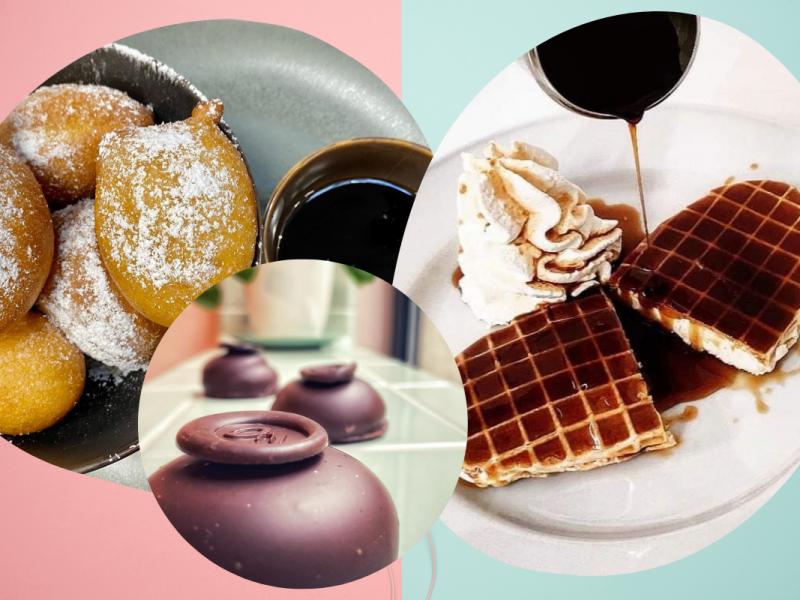 Desserts à base de lacquemants - Montage Boulettes