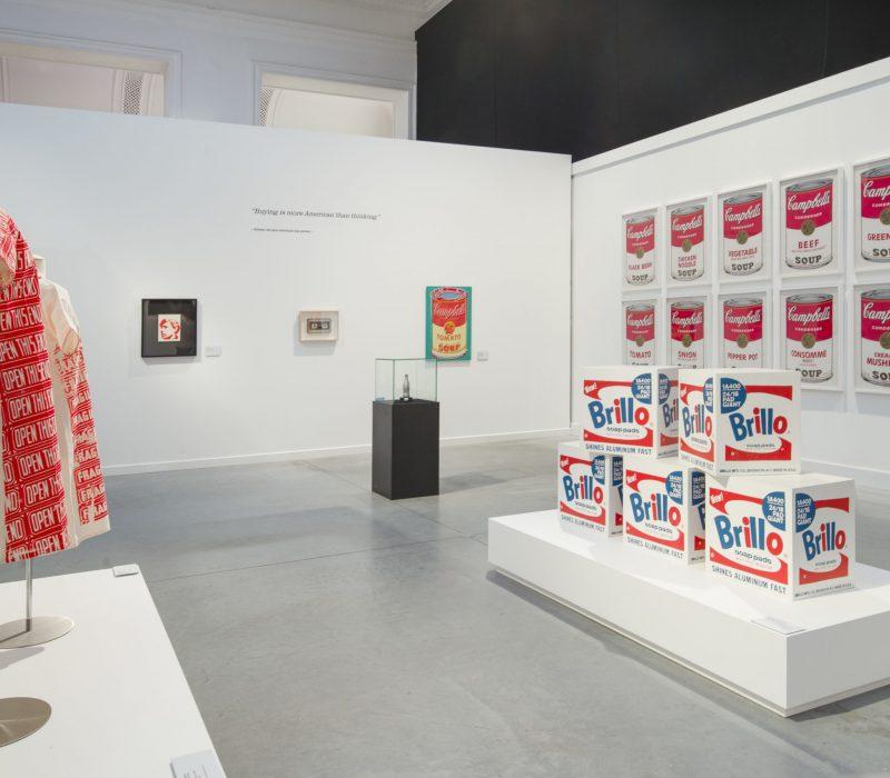 Warhol Dream Factory La Boverie - DR