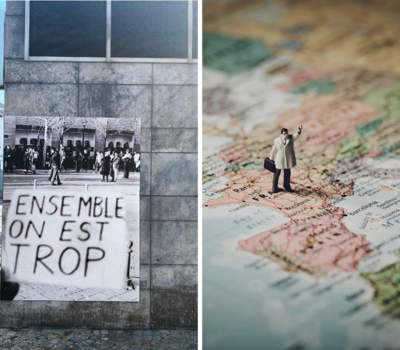 22 pays qui ont moins d'habitants que Liège - Montage Boulettes Magazine