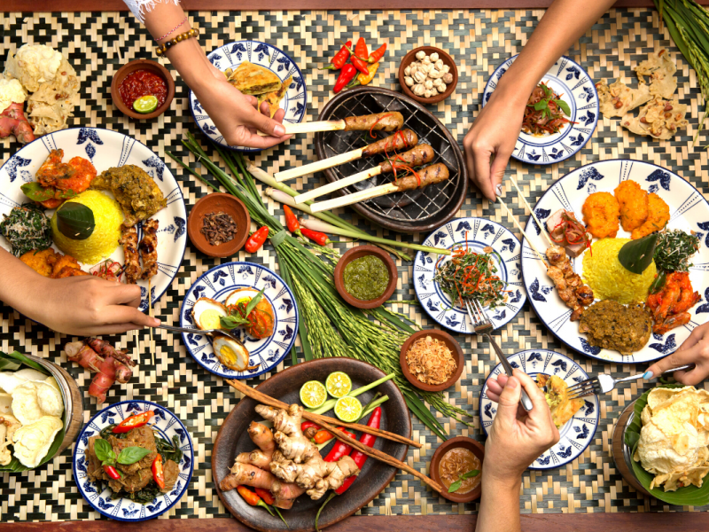 Sukma - Cuisine d'Indonésie - Liège - Canva DR Boulettes Magazine