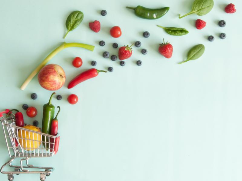 Straaly supermarché en ligne - Montage Boulettes Magazine