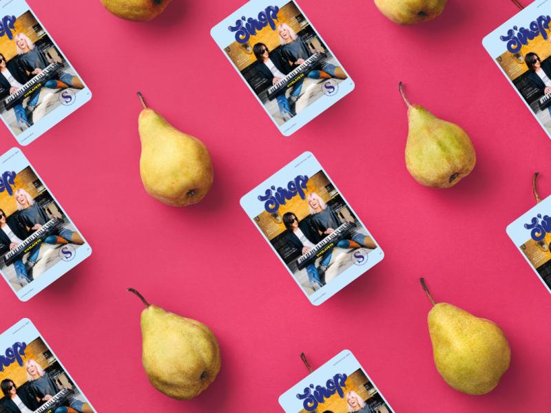 SIROP Magazine - numéro 1 - vive la fête