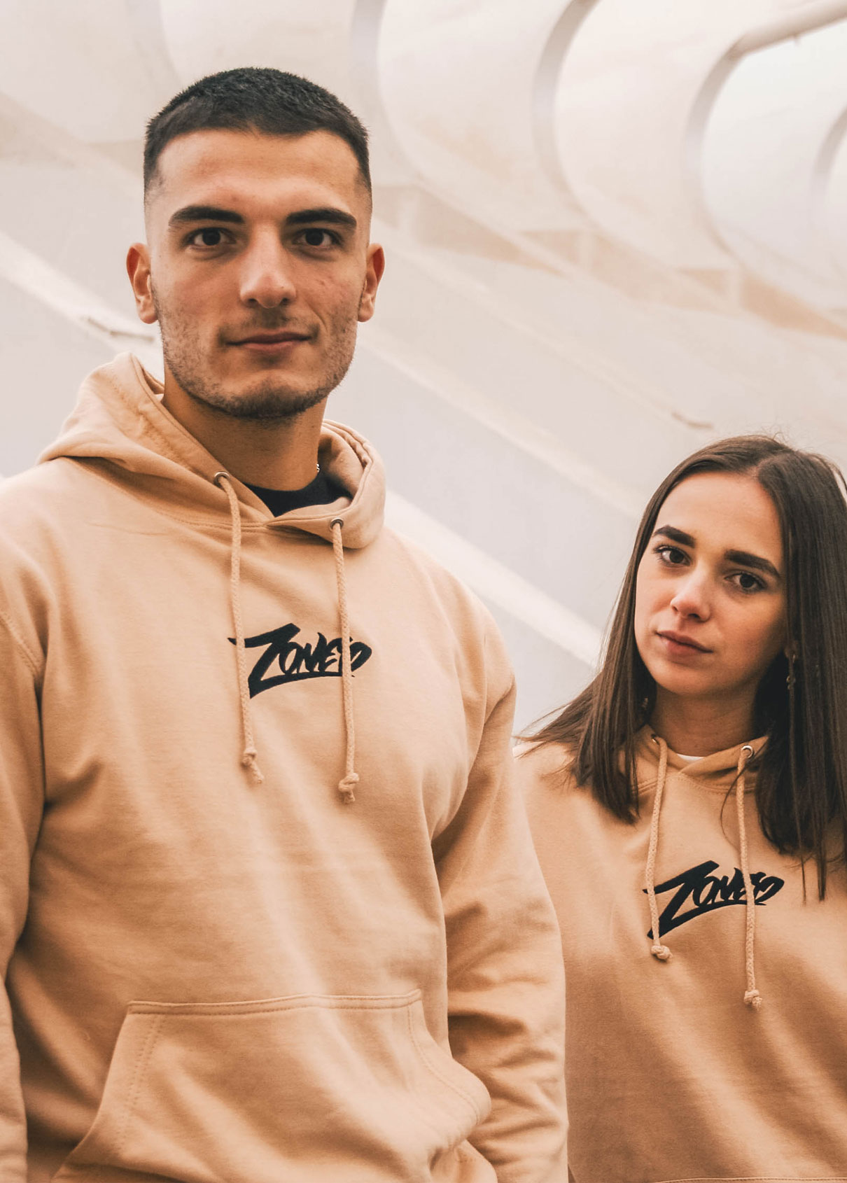 Zoned Clothing
