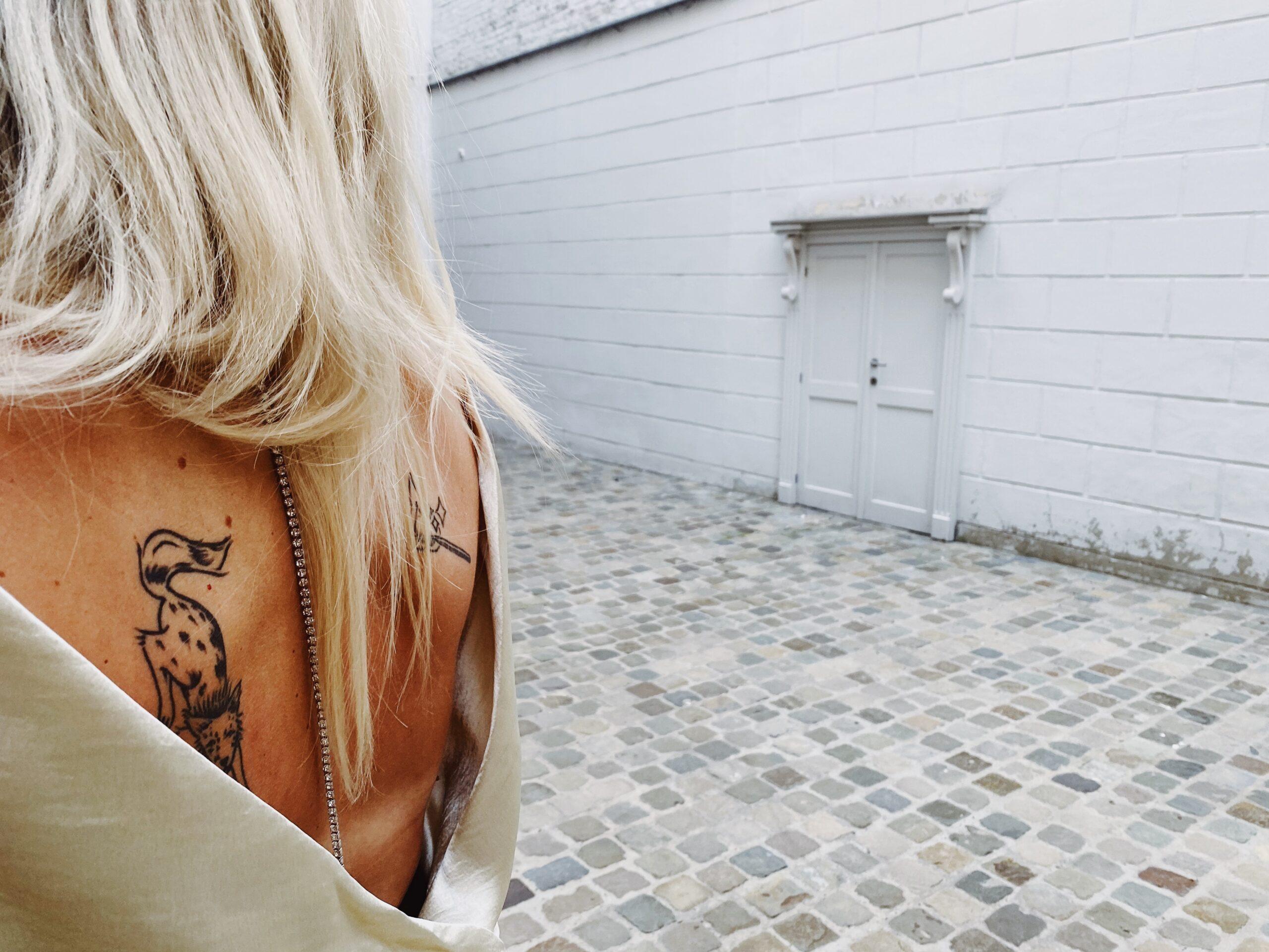 Tatoueurs liégeois tatouage liège DR Kathleen Wuyard Boulettes Magazine
