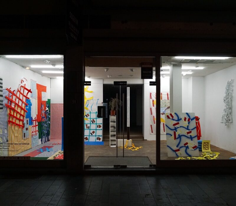 Art au centre