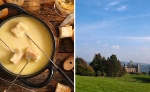 La Fromenade DR Boulettes Magazine Canva Stoumont balade fromage fondue