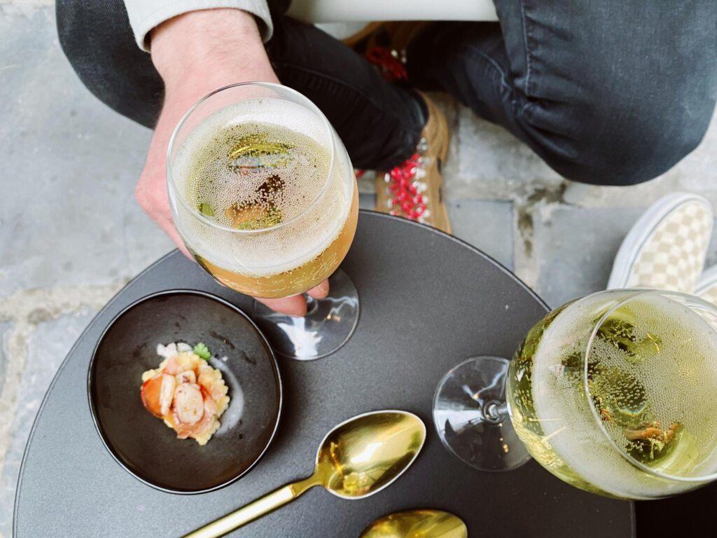 Nuits gastronomiques Sauvage Neuvice DR Boulettes Magazine Liège