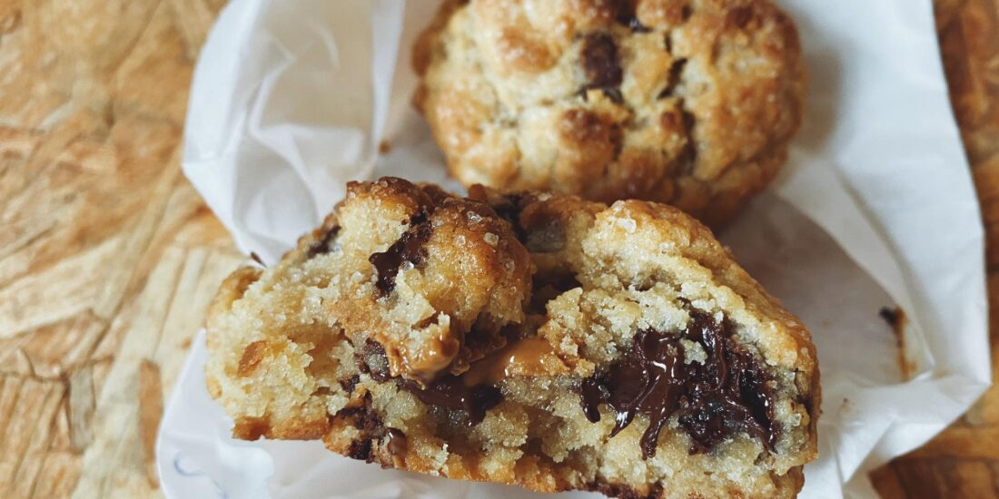 O'cookie cookies géants liège DR boulettes magazine