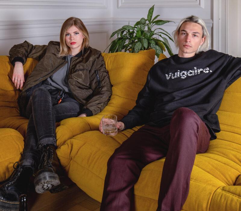 Vulgaire Jack le Coiffeur Smartex Liège mode belge DR