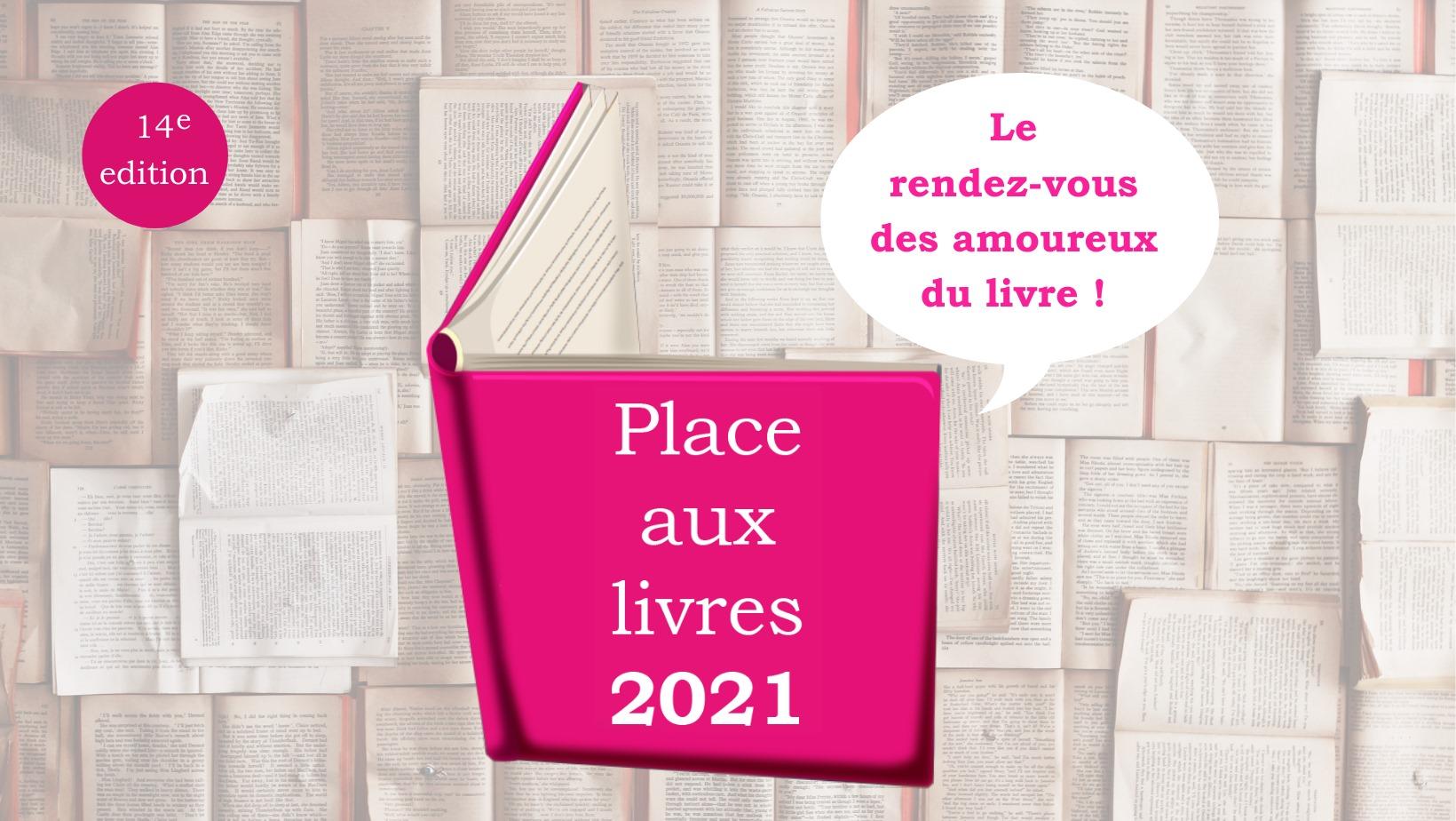 Place aux Livres 2021 Liège DR