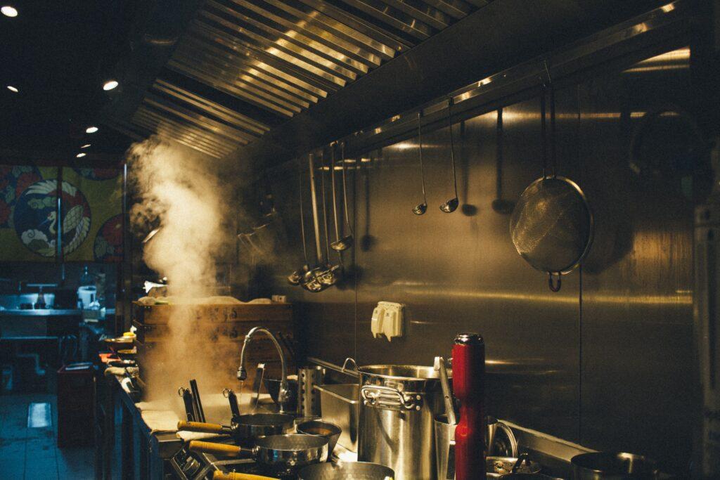 ghost kitchens Liège DR