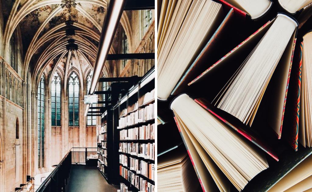 Librairie des Dominicains Maastricht Boekhandel Dominicanen Boulettes Magazine Plus Belles librairies au monde