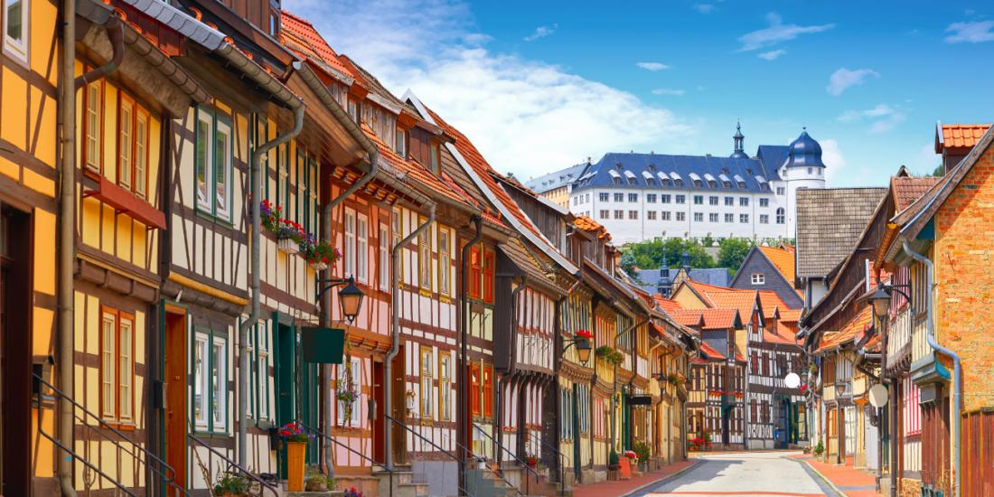 Stolberg ville médiévale proche Liège NRW DR Boulettes Magazine Canva