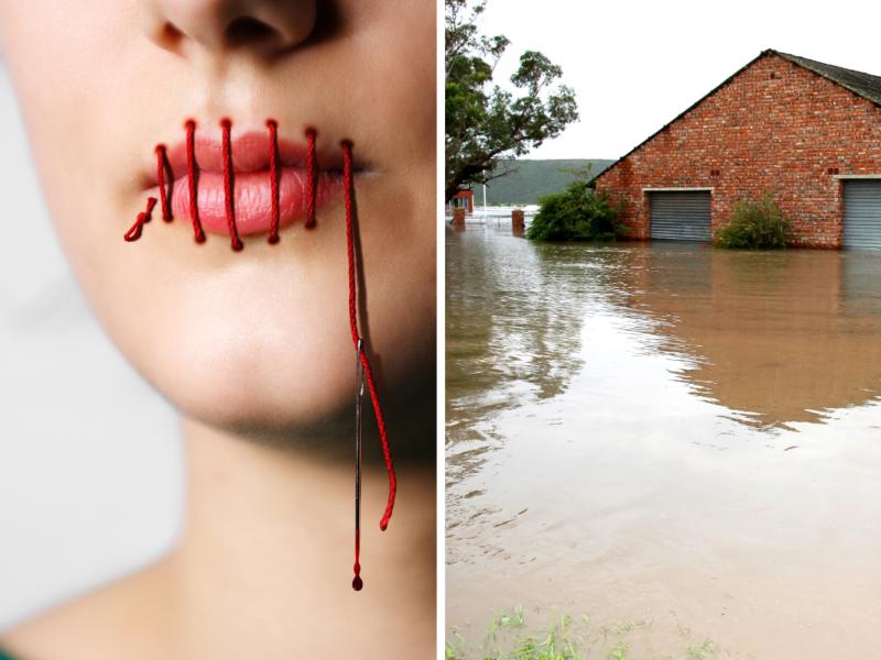 Sans-Papiers grève de la faim inondations Liège Belgique DR Boulettes Magazine