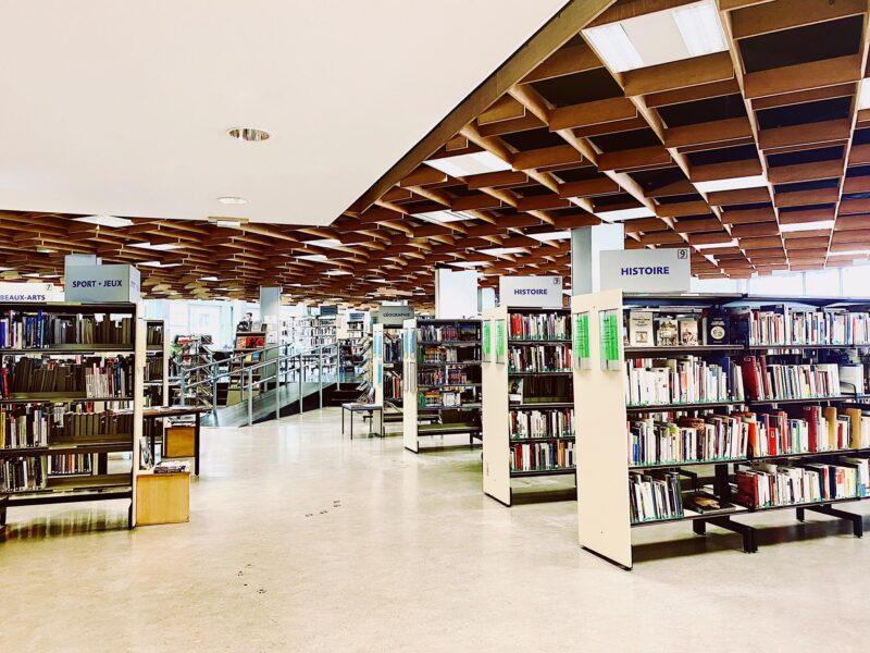 Bibliothèque Chiroux Liège DR Boulettes Magazine